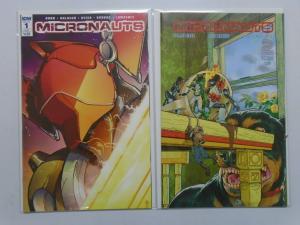 Micronauts (2016 IDW) #1SUBB+2 - 8.5 VF+ - 2016