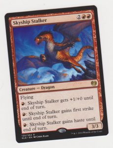 Magic the Gathering: Kaladesh - Skyship Stalker