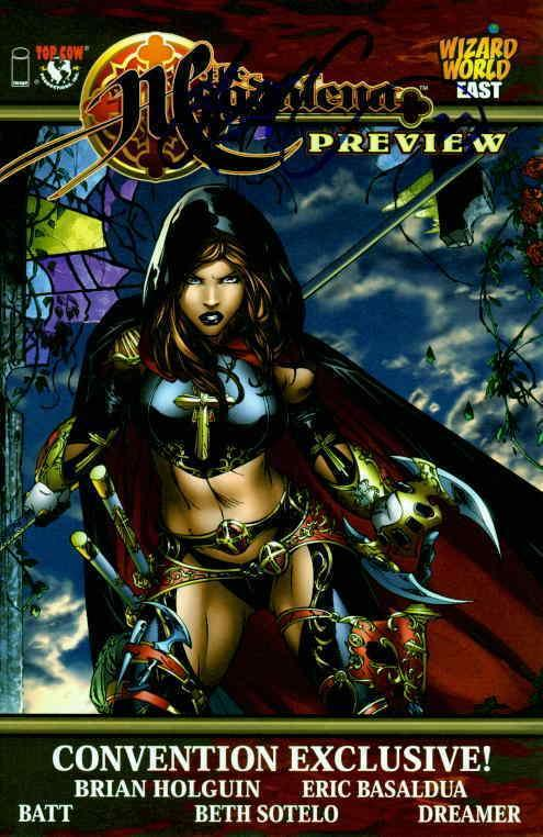 Magdalena, The (Vol. 2) #0A VF/NM; Image | save on shipping - details inside