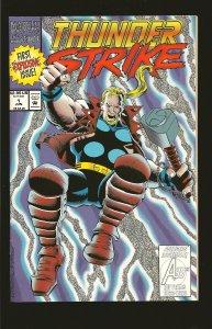 Marvel Comics Thunderstrike #1 June (1993)