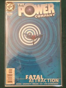 The Power Company #14 Fatal Attraction