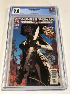 Wonder Woman (Volume 2) #168 CGC 9.8