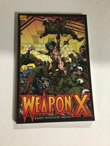 Weapon X Nm Near Mint Marvel Comics SC TPB