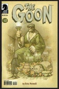 The Goon #10  (Dec 2004, Dark Horse)  9.4 NM