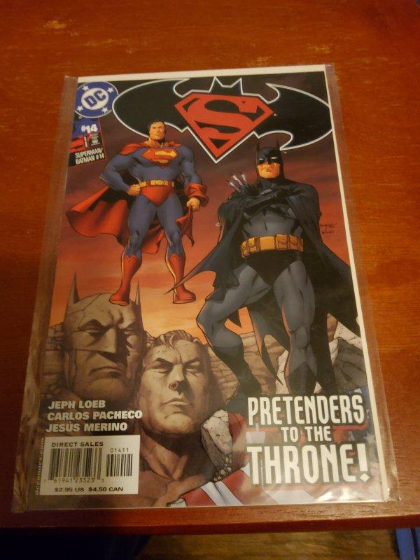 Superman/Batman #14 (2005)