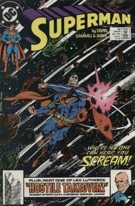 SUPERMAN #30, VF/NM, Dan Jurgens, Gammill, Lex Luther, 1987 1989, more in store