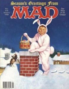 Mad (1952 series) #276, VF (Stock photo)