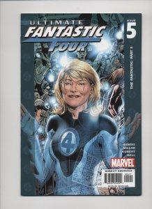 Ultimate Fantastic Four #5 (2004)