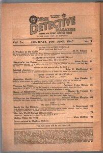 Dime Detective 6/1947-John D MacDonald-Suicidal Journey-hardboiled-P