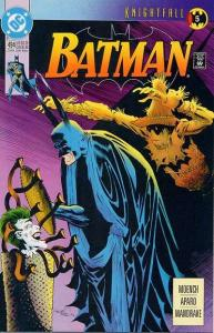 Batman (1940 series) #494, NM (Stock photo)