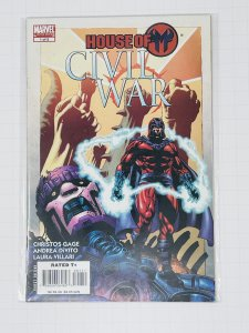 House of M: Civil War #1 (2008)