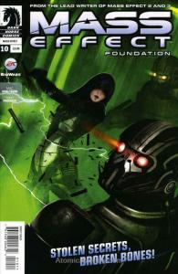 Mass Effect: Foundation #10 FN; Dark Horse   save on shipping - details inside