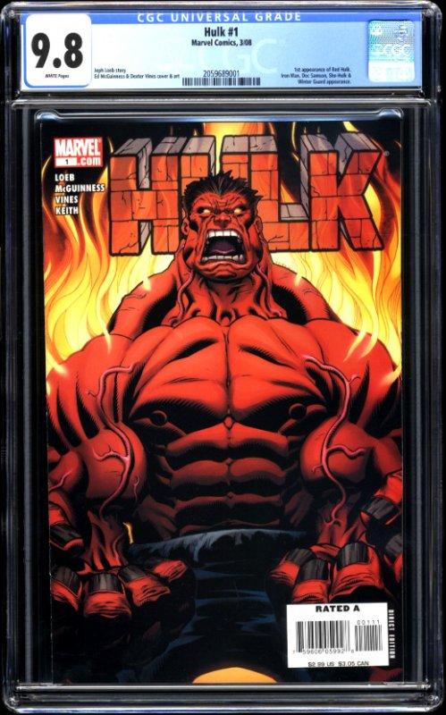The Hulk #1 (2008)