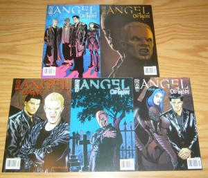 Angel: Old Friends #1-5 VF/NM complete series - buffy the vampire slayer spinoff