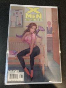 X-Men Unlimited #36 Joe Chiodo VF