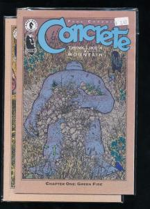Dark Horse, Paul Chadwick's Concrete - Chapter 1 & 2 (one,two)  NM (HX94)