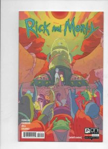 RICK and MORTY #14, 1st, VF, Grandpa, Oni Press, from Cartoon 2015,more in store