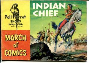 March of Comics #94 1952-Indian Chief-7 1/4 X 5-VG