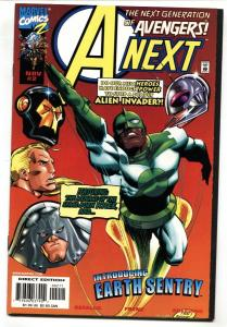 A-NEXT #2 1st appearance of Earth Sentry NM- 1998