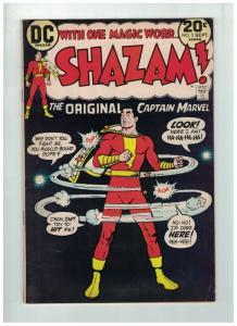 SHAZAM (1973) 5 VG-F Sept. 1973