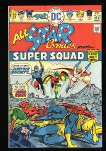 All-Star Comics #58 VG+ 4.5 1st Power Girl!