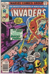The Invaders #27 (1978)