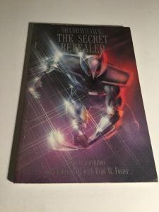 Shadowhawk The Secrets Revealed Tpb Vf Very Fine Jim Valentino