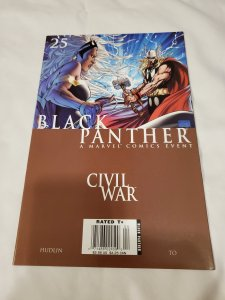 Black Panther 25 NM Foreign Afairs part 3