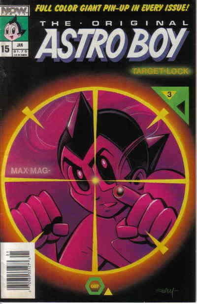 Original Astro Boy, The #15 (Newsstand) VF; Now | save on shipping - details ins