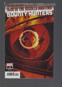 Star Wars: Bounty Hunters #12 Variant
