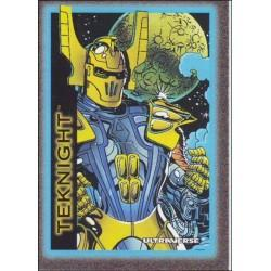 1993 Skybox Ultraverse: Series 1 TEKNIGHT #29