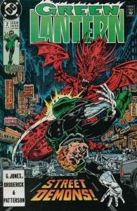 Green Lantern (3rd Series) #2 VF/NM; DC | save on shipping - details inside