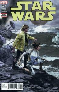 Star Wars (2nd Series) #33 VF/NM; Marvel | save on shipping - details inside