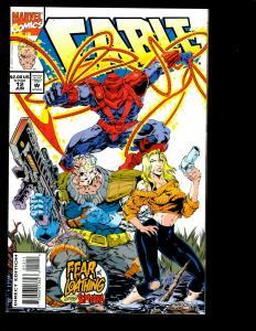 12 Cable Marvel Comics # 12 13 14 15 16 17 18 19 20 21 22 23 X-Men Wolverine GK6