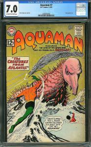 Aquaman #7 (DC, 1963) CGC 7.0