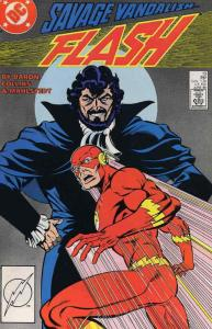 Flash (2nd Series) #13 VF/NM; DC   save on shipping - details inside
