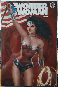 Wonder Woman #750 NM LTD to 2500 by Nathan Szerdy cover A
