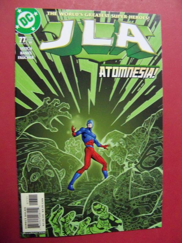 JUSTICE LEAGUE OF AMERICA  #77 VF/NM OR BETTER DC COMICS