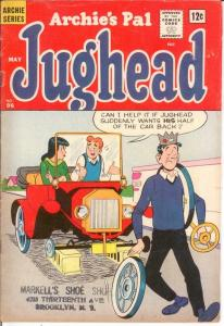 JUGHEAD (1949-1987) 96 VG- May 1963 COMICS BOOK