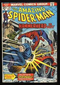 Amazing Spider-Man #130 FN 6.0 Marvel Comics Spiderman