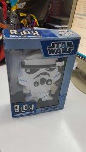 Figura Star Wars de vinilo: Stormtrooper. Blox, vinyl with an edge. 2012