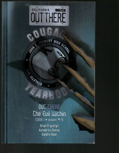 Out There Vol. # 1 The Evil Within DC Comic Book TPB Graphic Novel J402