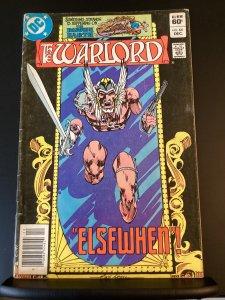 Warlord #64 (1982)