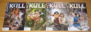 Kull: the Hate Witch #1-4 VF/NM complete series - robert e. howard david lapham