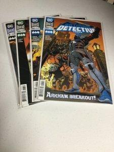 Detective Comics 1004 1005 1006 Annual 1 Nm Near Mint DC Comics