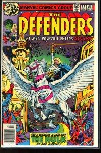 The Defenders #66 (1978)