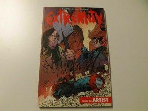 Extremity Volume 1 TP Artist (Johnson Spicer)