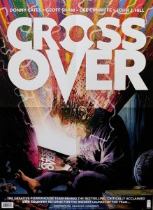 Crossover Folded Promo Poster (18 x 24) New! [FP36]