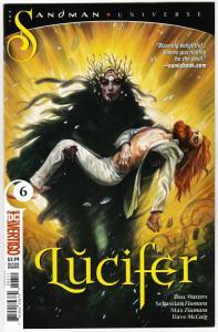 Lucifer #6 Sandman Universe (DC, 2019) NM