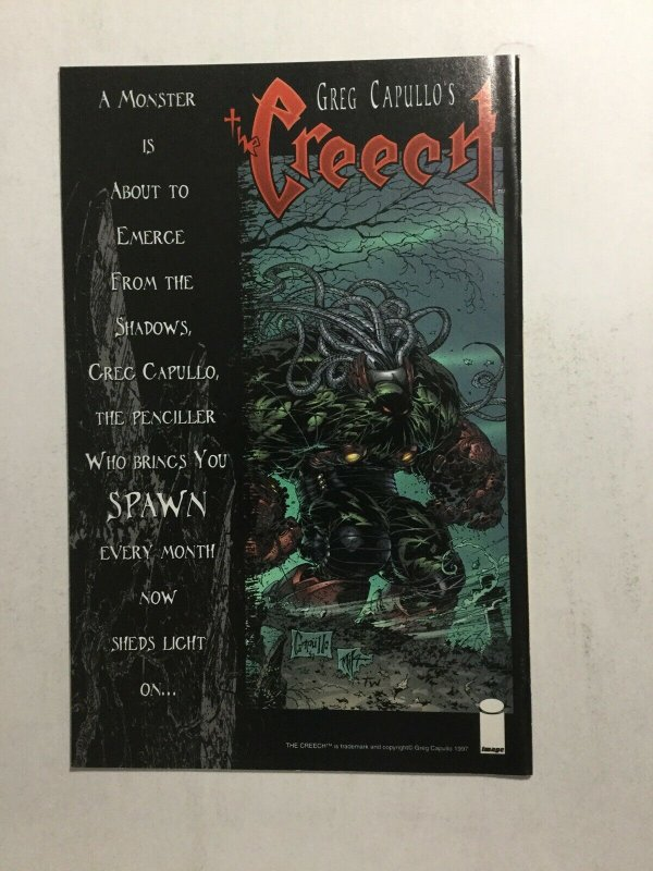 Curse Of The Spawn 12 Nm Near Mint Image Comics